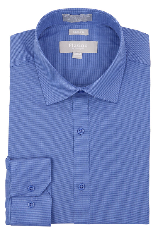 End On End Slim Fit Shirt