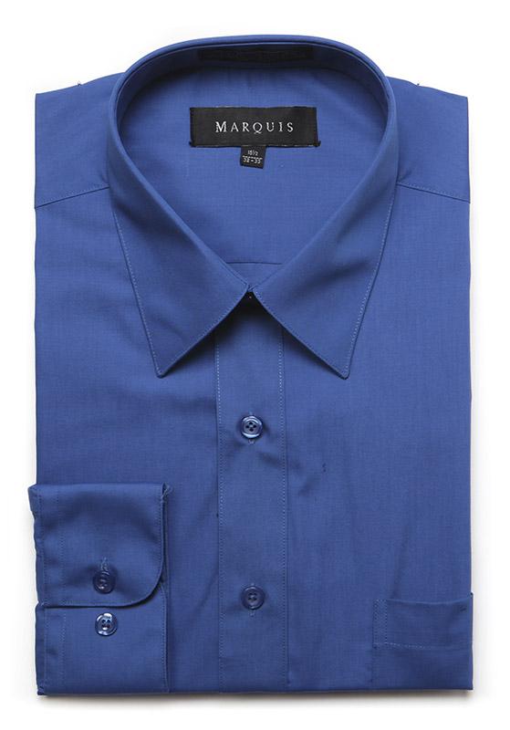 Big & Tall Basic Dress Shirt