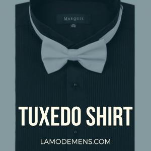Tuxedo Dress Shirt