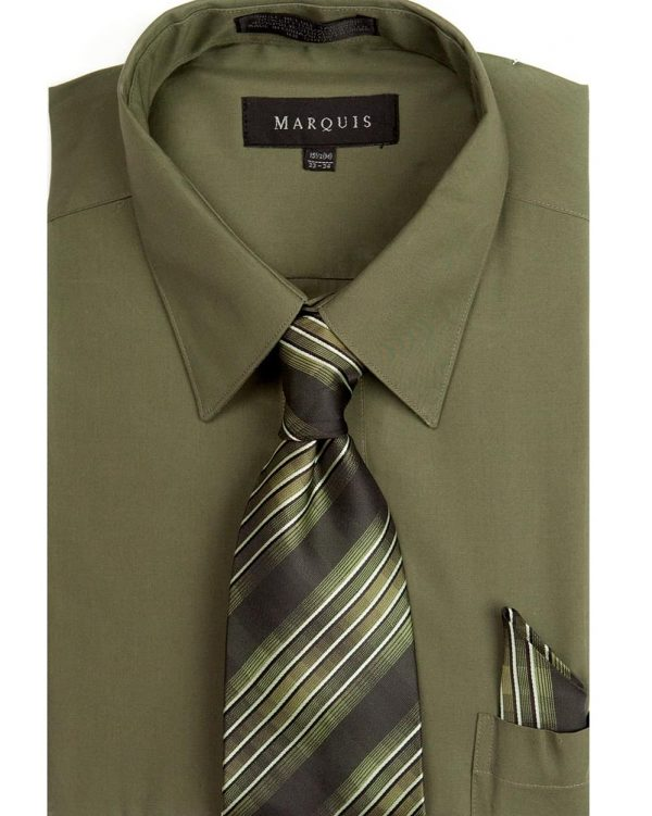 Dress Shirts With Tie