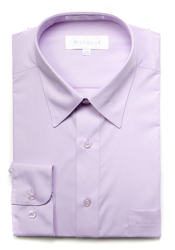 Big & Tall Basic Dress Shirt
