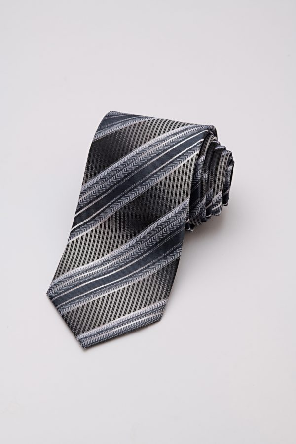 Patterned Tie TH100-023