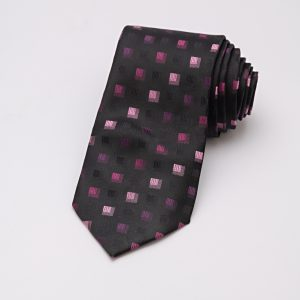 Patterned Tie TH100-011