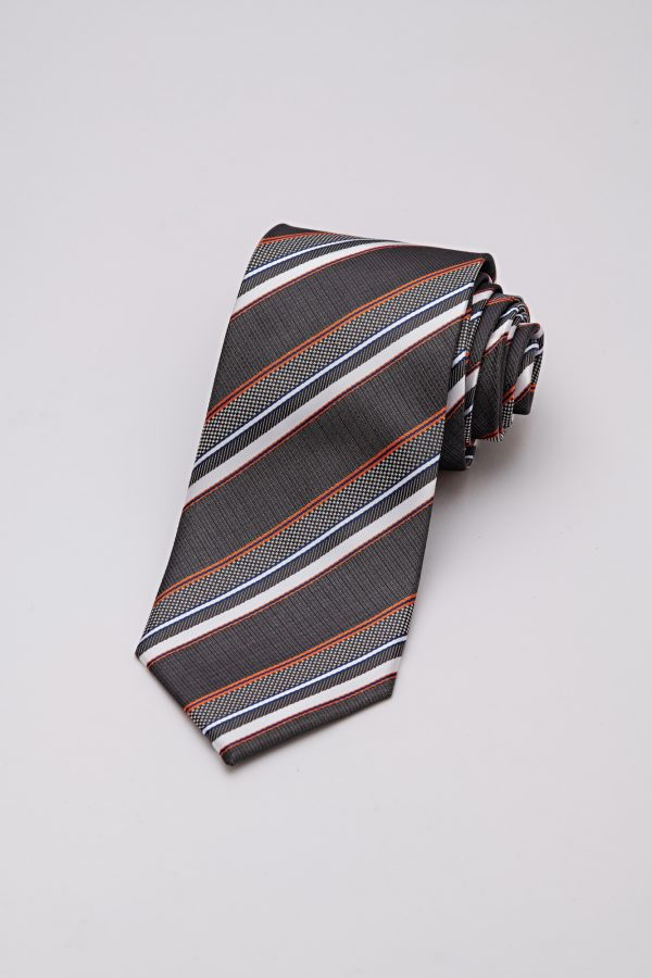 Patterned Tie TH100-032